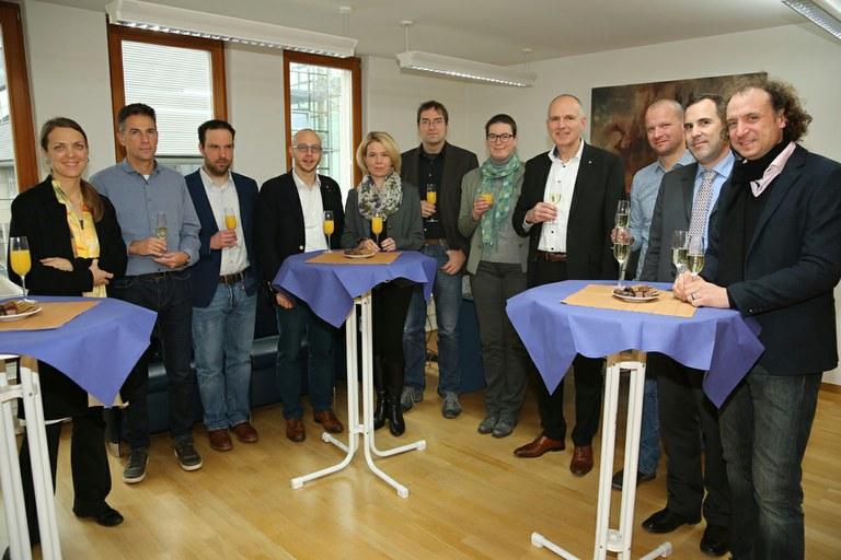 9 neue ProfessorInnen an den Campus Koblenz berufen