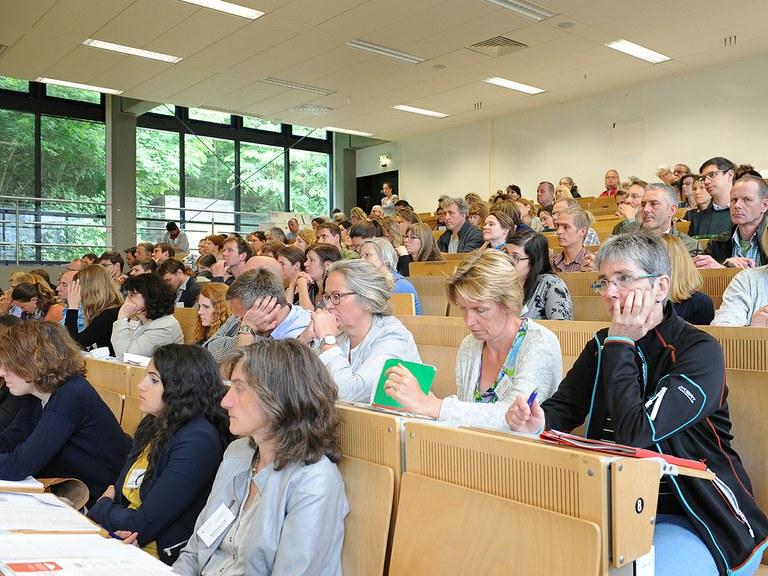 Zukunftsperspektiven für Rheinland-Pfalz: BNE-Landeskongress am Campus Landau