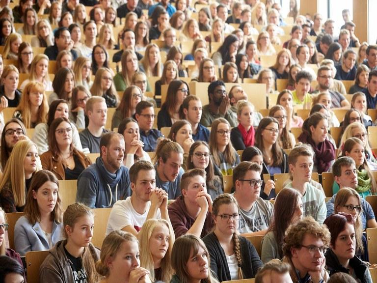 Ein herzliches Willkommen am Campus Koblenz