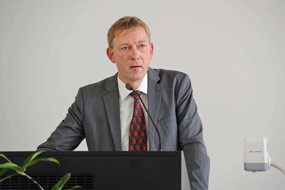Übergabe des Präsidentenamtes: Laudatio von Prof. Dr. Schulz