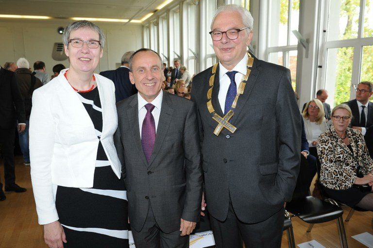 Neue Universitätspräsidentin startet in Koblenz-Landau