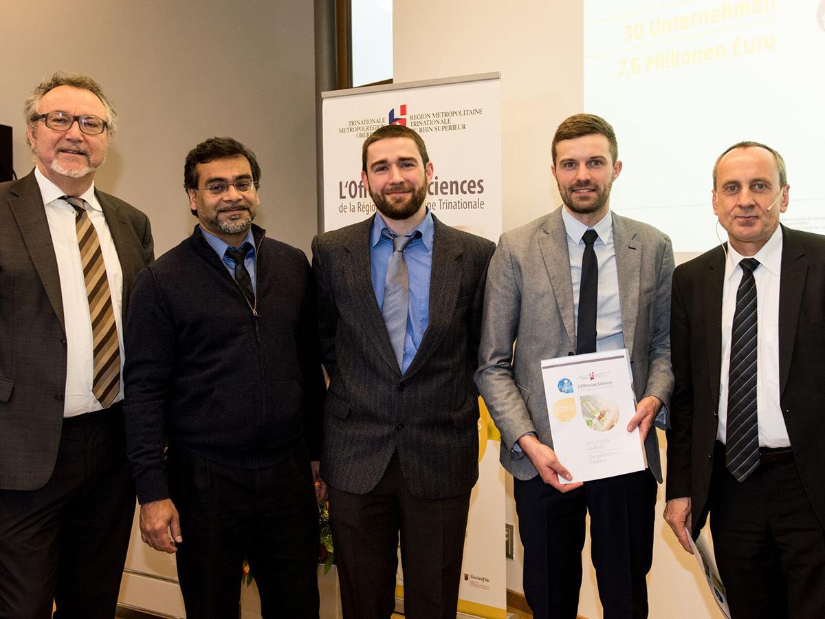 Förderpreis mit 750.000 Euro für Landauer Forschungsprojekt