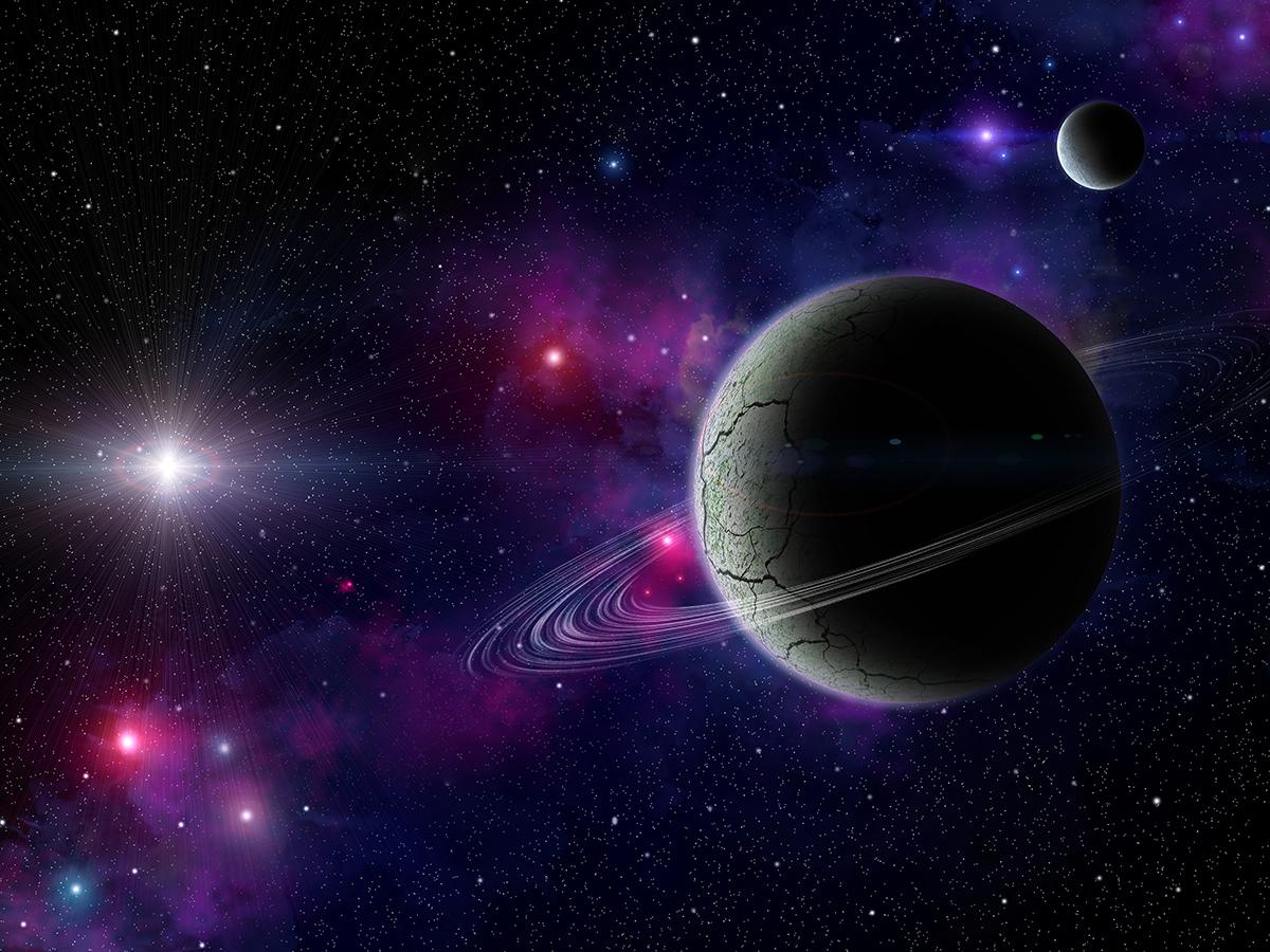 Auch Exoplaneten sind Thema der neuen Ringvorlesung der AG Physikdidaktik am Campus Landau. Foto: Colourbox