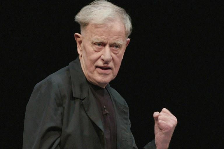 12. Poetik-Dozentur mit Claus Peymann