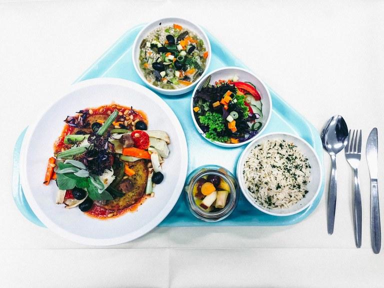 Koblenzer Mensa für veganes Angebot ausgezeichnet