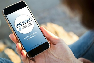 """Mit der App """"real smart"""" kann das TV-Duell zur Landtagswahl in Bayern bewertet werden. Foto: Fotolia / Bearbeitung: Pressestelle"""