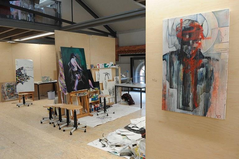 Campus Landau: Gebäude für die Kunst feierlich eröffnet