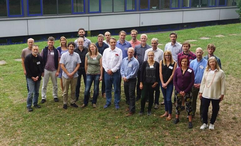 Experten-Workshop StressNet am Campus Landau
