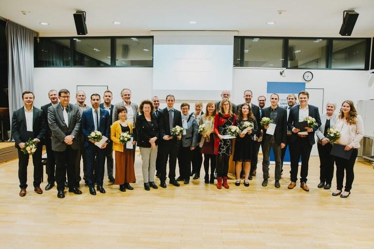 Universität würdigte 14 Promovierte am Campus Koblenz