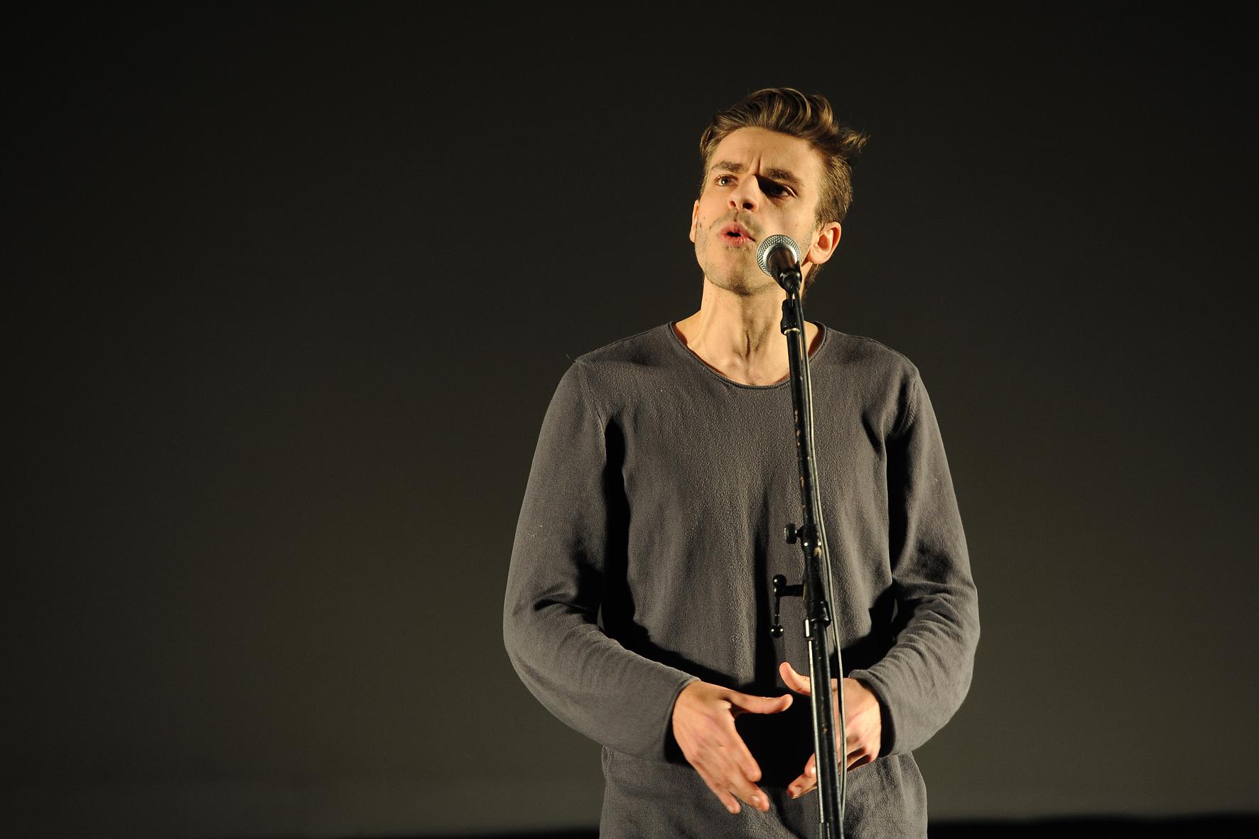 Sieger der 22. Deutschsprachigen Meisterschaften beim Poetry Slam Koblenz