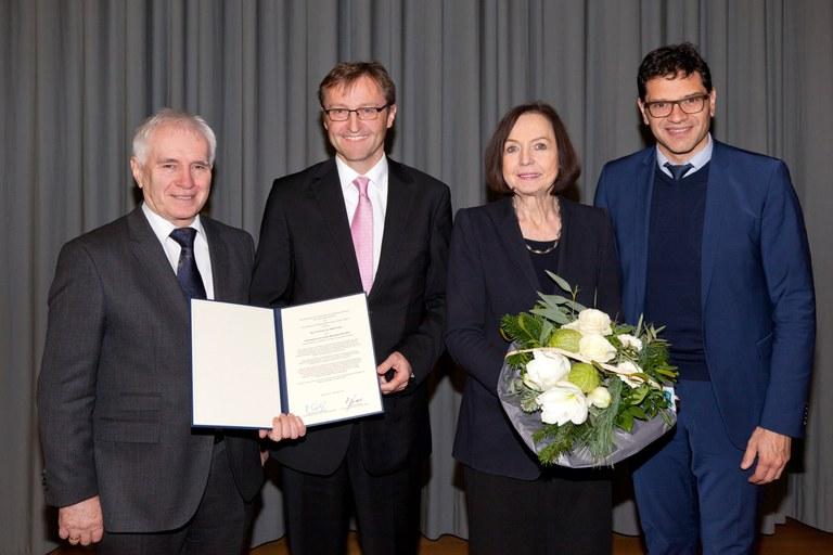 Prof. Dr. Steffen Staab mit Akademiepreis 2018 des Landes Rheinland-Pfalz ausgezeichnet