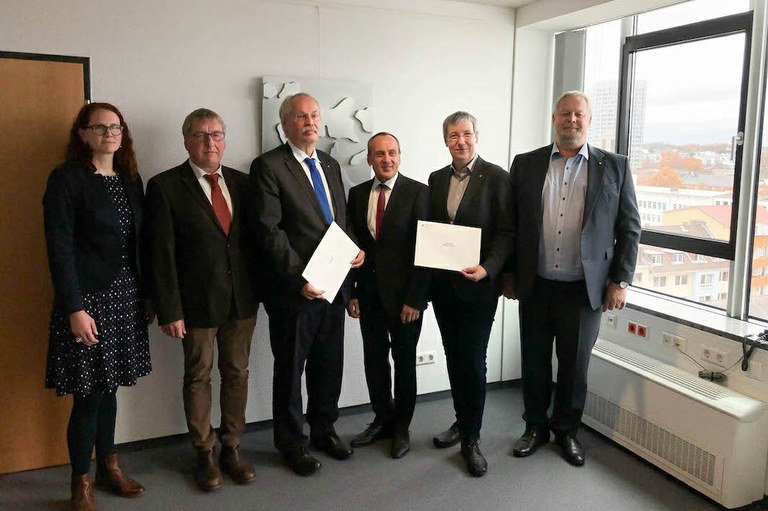 Startschuss für zwei Forschungskollegs Rheinland-Pfalz