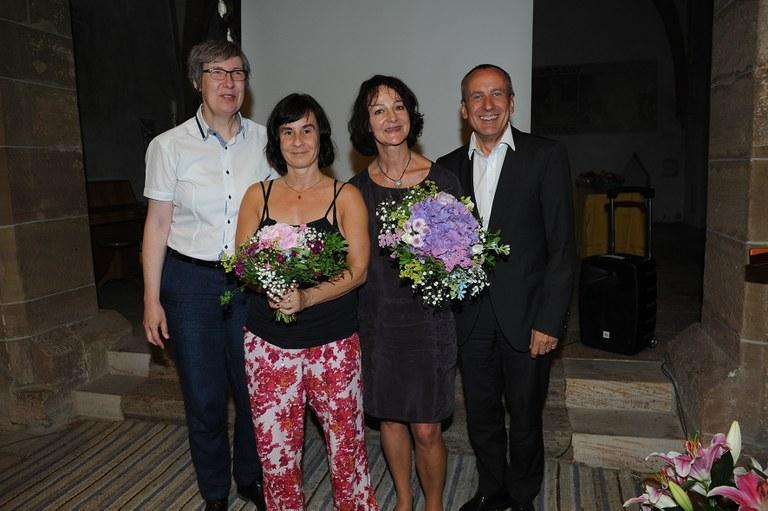 Verleihung des Martha-Saalfeld-Förderpreises