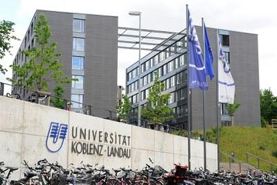 Wächst weiter: Im aktuellen Wintersemester sind rund 8.600 Studierende am Campus Landau eingeschrieben. Foto: Karin Hiller