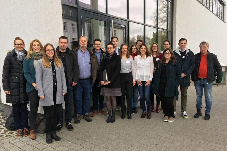 Das kooperative Forschungskolleg CerMaProS startet Kompetenzaufbauprogramm