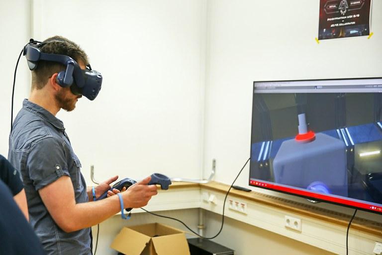 Erfolgreicher Tag der Computervisualistik an der Universität in Koblenz
