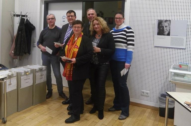 Gemeinsam in Richtung selbstständige Universität: Hochschulwahl an der Universität Koblenz-Landau