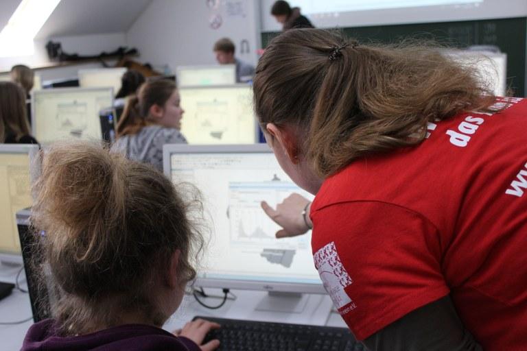 Girls' Day des Ada-Lovelace-Projekts großer Erfolg