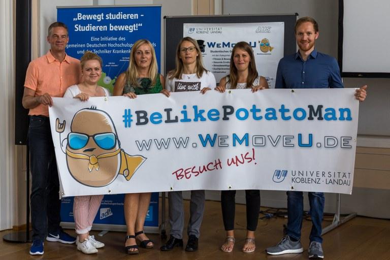 Projekt des Allgemeinen Hochschulsports Koblenz prämiert