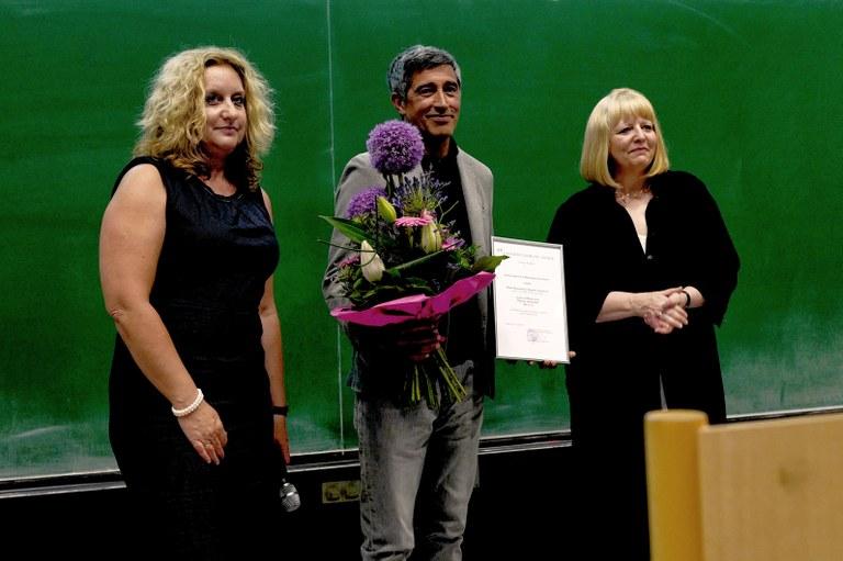 Ehrenpromotion für Ranga Yogeshwar