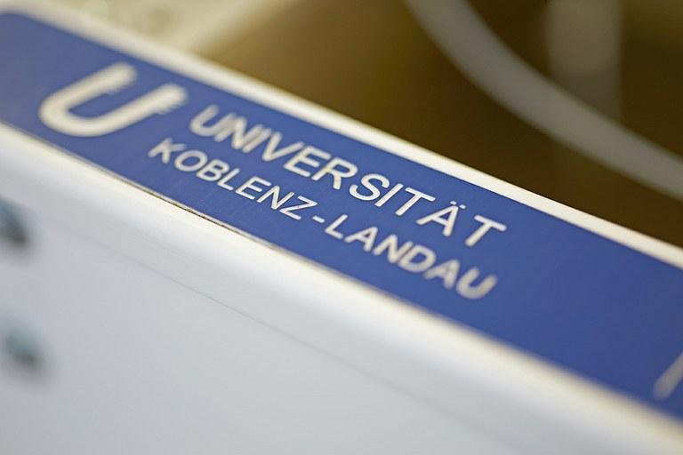 Bestätigter Corona-Fall an der Universität Koblenz-Landau am Standort Koblenz
