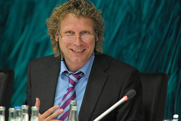 """Reihe """"Große Begegnungen"""" mit Ökonom Bernd Raffelhüschen"""
