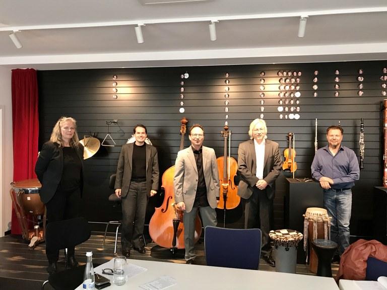 Kooperationsprojekt für mehr Teilhabe an Musikkultur