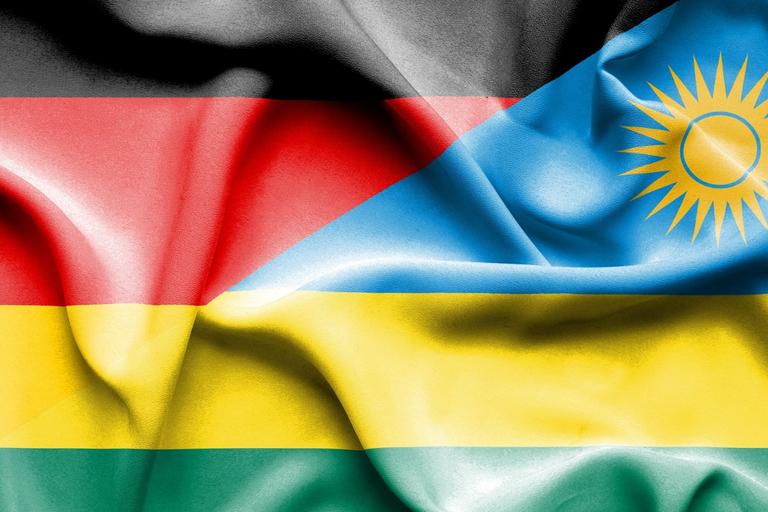 Projekt zwischen Deutschland und Ruanda