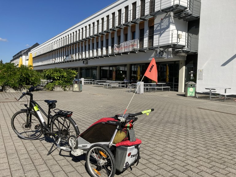 Stadtradeln Koblenz: Uni radelt mit für gutes Klima