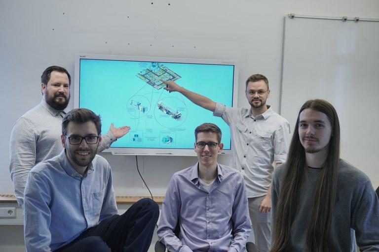 Koblenzer Studententeam gewinnt iGovDigital Award