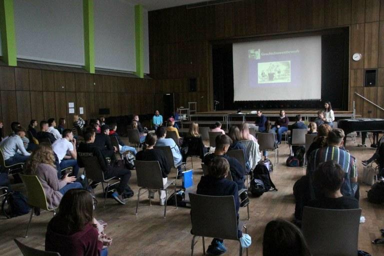 Universität unterstützt Geschichtswettbewerb des Bundespräsidenten