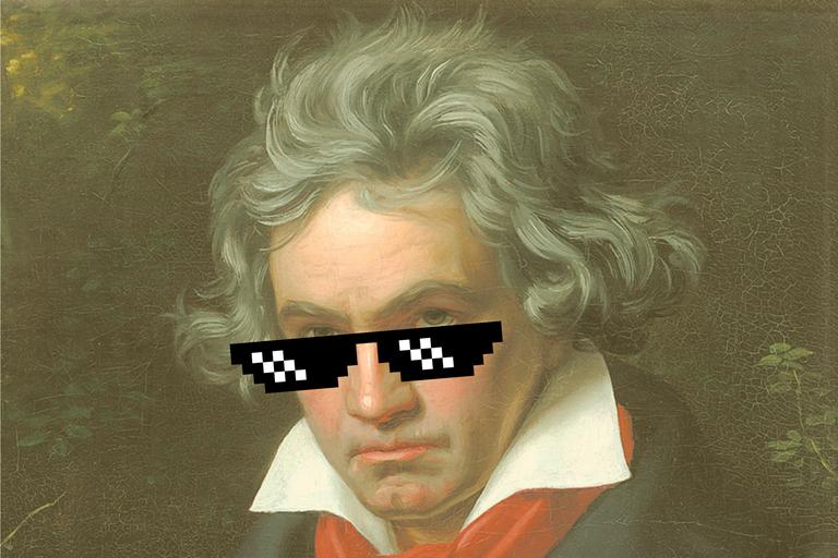 Dem Meister zum Geburtstag: Chor und Orchester der Universitätsmusik Landau nehmen Beethoven-Stück asynchron auf