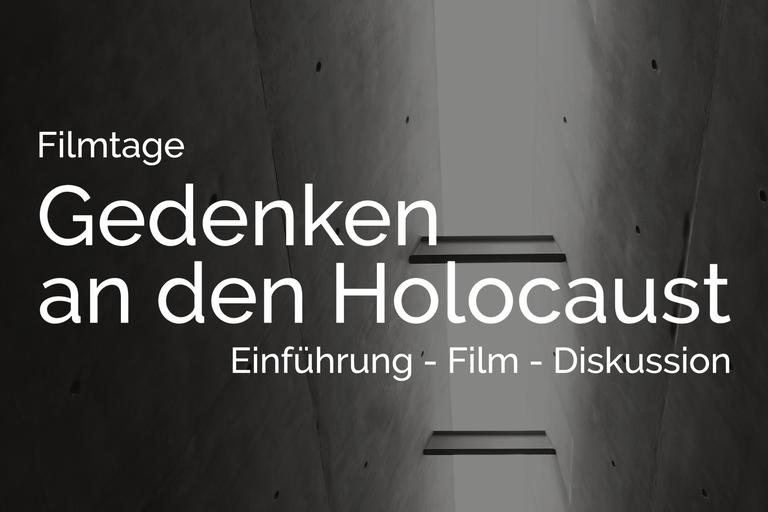Filmreihe mit Expertengesprächen zum Thema Holocaust