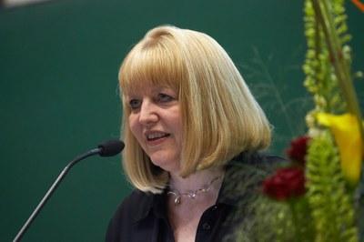 Prof. Dr. Nicole Hoffmann. Bild: Thomas Frey