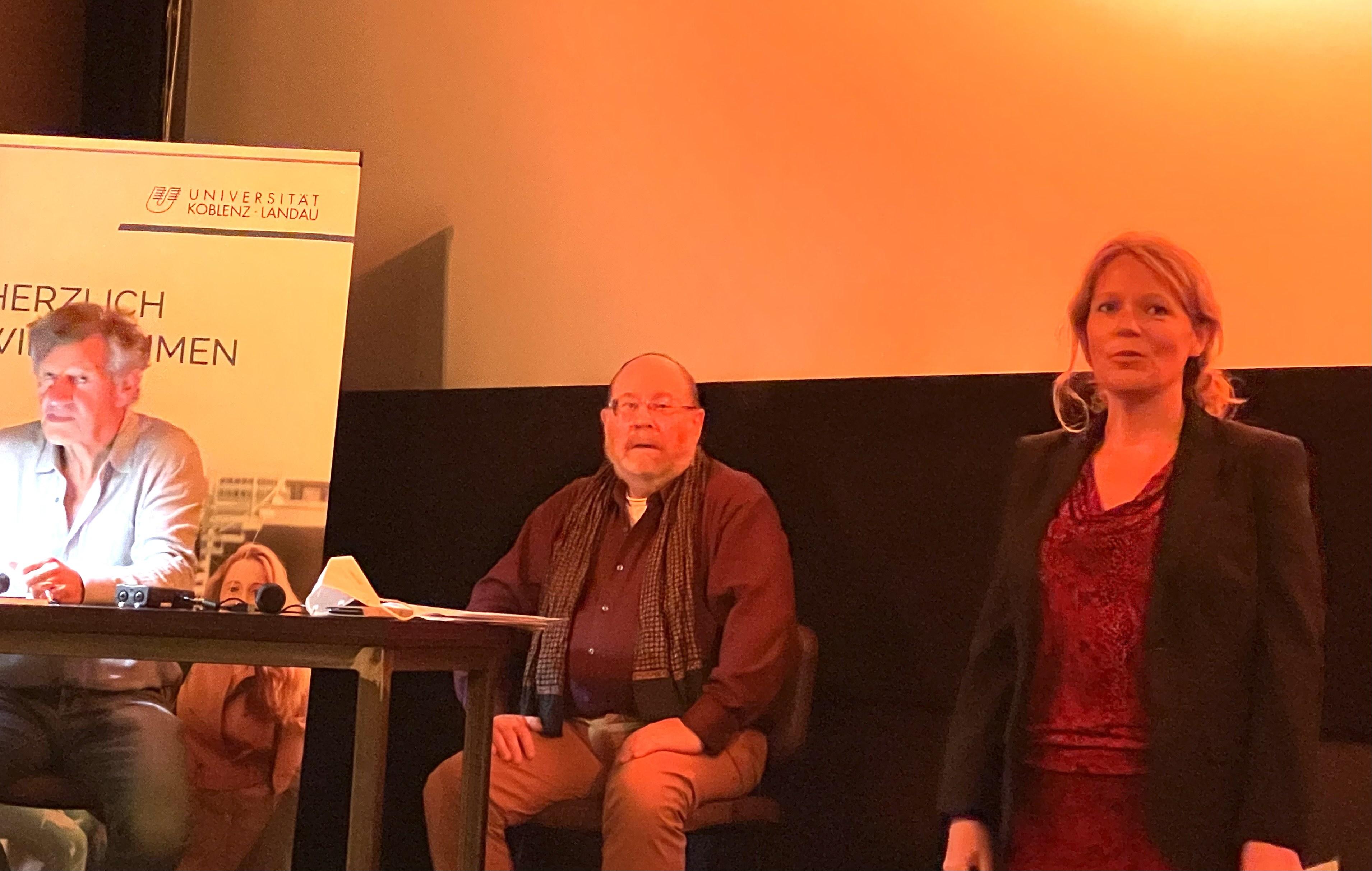 """Gelungener Auftakt der Filmreihe """"Gedenken an den Holocaust"""""""
