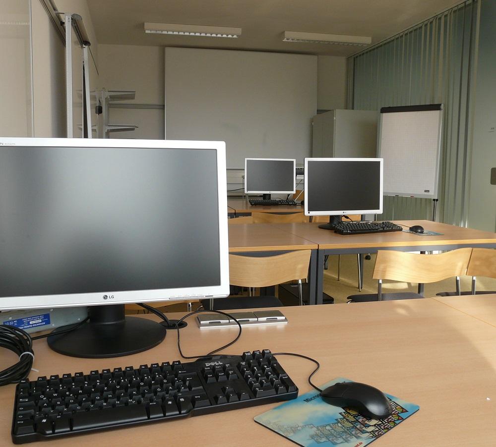 UB Landau Schulungsraum