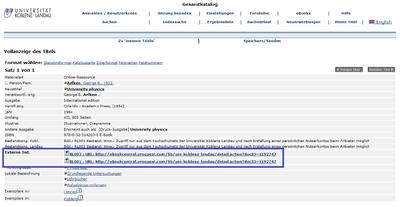 E-Book im Online-Katalog suchen