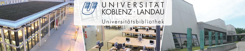 Banner UB Koblenz - Landau_teilw. von JasperGrahl