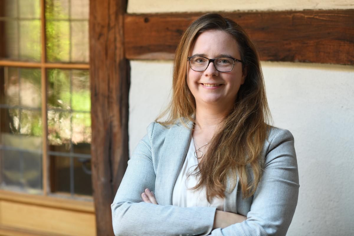 Dr. Charlotte Dany (Foto: Karin Hiller)