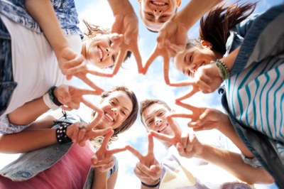 Bild Friedenspädagogik Stern