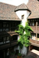 Frank-Loebsche Haus, Sitz der Friedensakademie Rheinland-Pfalz