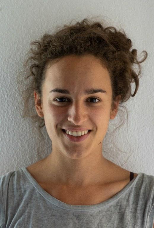 Wir begrüßen unsere neue Praktikantin: Leonie Oettler
