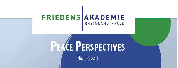 """Neue Veröffentlichung: """"Peace and the Pandemic: International Perspectives on Social Polarization and Cohesion in Times of COVID-19"""""""