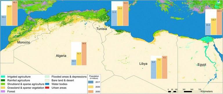Neue Publikation zu Klimawandel und seinen sozialen Implikationen in Nordafrika