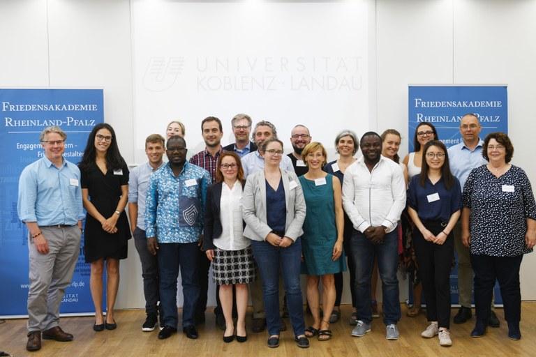 Anregende Diskussionen auf dem Internationalen ExpertInnen-Workshop zur Governance natürlicher Ressourcen  und menschlicher Sicherheit