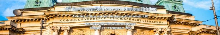 Friedensakademie auf der 13. Pan-Europäischen Konferenz der Internationalen Beziehungen
