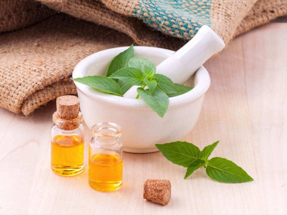 Oftmals liefert die Natur die beste Medizin. Bildquelle: kerdkanno / Pixabay