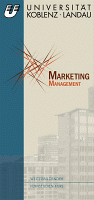 Marketing Management Booklet