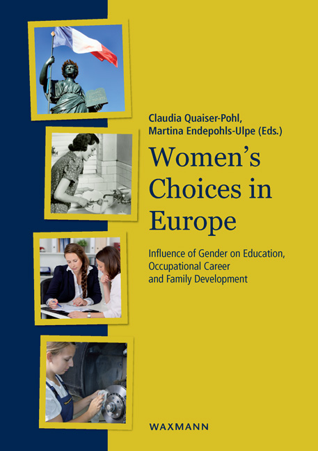 Women's Choices In Europe