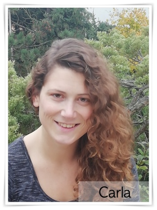 Carla is a graduate student in the Master of Education program with the subjects English and Biology.